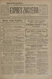 Expres Zagłębia : organ demokratyczny niezależny. R.4, nr 100 (15 kwietnia 1929)