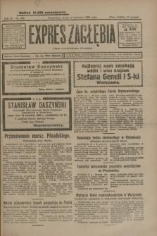 Expres Zagłębia : organ demokratyczny niezależny. R.4, nr 102 (17 kwietnia 1929)