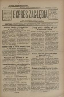 Expres Zagłębia : jedyny organ demokratyczny niezależny woj. kieleckiego. R.4, nr 108 (23 kwietnia 1929)