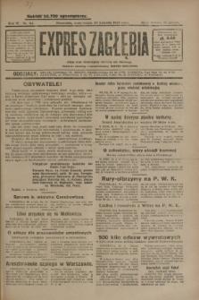 Expres Zagłębia : jedyny organ demokratyczny niezależny woj. kieleckiego. R.4, nr 114 (29 kwietnia 1929)