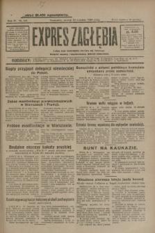 Expres Zagłębia : jedyny organ demokratyczny niezależny woj. kieleckiego. R.4, nr 115 (30 kwietnia 1929)