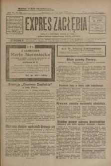 Expres Zagłębia : jedyny organ demokratyczny niezależny woj. kieleckiego. R.4, nr 116 (1 maja 1929)