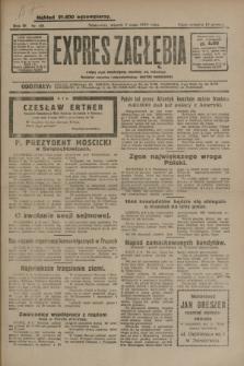 Expres Zagłębia : jedyny organ demokratyczny niezależny woj. kieleckiego. R.4, nr 121 (7 maja 1929)