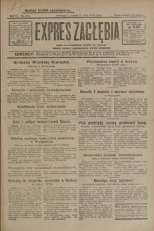 Expres Zagłębia : jedyny organ demokratyczny niezależny woj. kieleckiego. R.4, nr 124 (11 maja 1929)