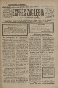 Expres Zagłębia : jedyny organ demokratyczny niezależny woj. kieleckiego. R.4, nr 125 (12 maja 1929)