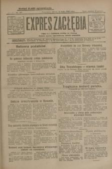 Expres Zagłębia : jedyny organ demokratyczny niezależny woj. kieleckiego. R.4, nr 127 (14 maja 1929)