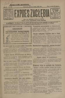 Expres Zagłębia : jedyny organ demokratyczny niezależny woj. kieleckiego. R.4, nr 128 (15 maja 1929)