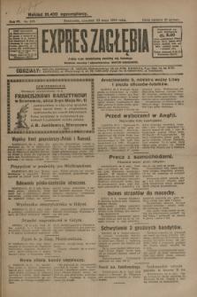 Expres Zagłębia : jedyny organ demokratyczny niezależny woj. kieleckiego. R.4, nr 135 (23 maja 1929)