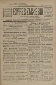 Expres Zagłębia : jedyny organ demokratyczny niezależny woj. kieleckiego. R.4, nr 136 (24 maja 1929)