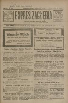 Expres Zagłębia : jedyny organ demokratyczny niezależny woj. kieleckiego. R.4, nr 150 (8 czerwca 1929)