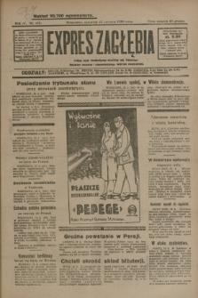 Expres Zagłębia : jedyny organ demokratyczny niezależny woj. kieleckiego. R.4, nr 155 (13 czerwca 1929)