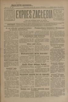 Expres Zagłębia : jedyny organ demokratyczny niezależny woj. kieleckiego. R.4, nr 167 (25 czerwca 1929)