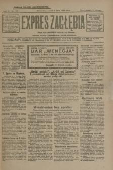 Expres Zagłębia : jedyny organ demokratyczny niezależny woj. kieleckiego. R.4, nr 177 (6 lipca 1929)