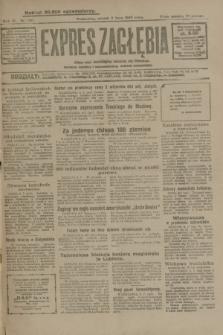 Expres Zagłębia : jedyny organ demokratyczny niezależny woj. kieleckiego. R.4, nr 180 (9 lipca 1929)