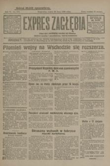 Expres Zagłębia : jedyny organ demokratyczny niezależny woj. kieleckiego. R.4, nr 195 (26 lipca 1929)