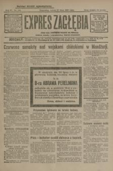 Expres Zagłębia : jedyny organ demokratyczny niezależny woj. kieleckiego. R.4, nr 196 (27 lipca 1929)