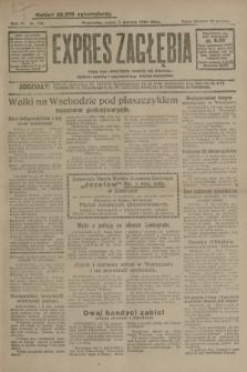 Expres Zagłębia : jedyny organ demokratyczny niezależny woj. kieleckiego. R.4, nr 201 (2 sierpnia 1929)