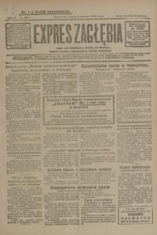 Expres Zagłębia : jedyny organ demokratyczny niezależny woj. kieleckiego. R.4, nr 207 (9 sierpnia 1929)