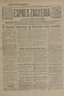 Expres Zagłębia : jedyny organ demokratyczny niezależny woj. kieleckiego. R.4, nr 208 (10 sierpnia 1929)