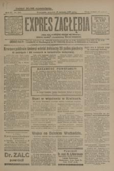 Expres Zagłębia : jedyny organ demokratyczny niezależny woj. kieleckiego. R.4, nr 212 (15 sierpnia 1929)