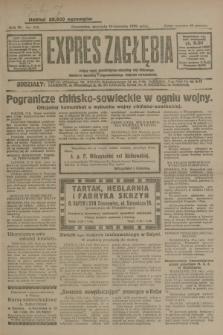 Expres Zagłębia : jedyny organ demokratyczny niezależny woj. kieleckiego. R.4, nr 215 (18 sierpnia 1929)