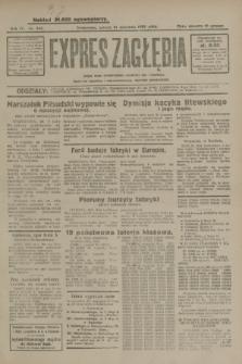 Expres Zagłębia : jedyny organ demokratyczny niezależny woj. kieleckiego. R.4, nr 246 (21 września 1929)