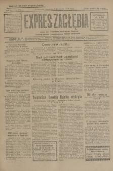 Expres Zagłębia : jedyny organ demokratyczny niezależny woj. kieleckiego. R.4, nr 291 (7 listopada 1929)