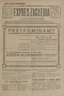Expres Zagłębia : jedyny organ demokratyczny niezależny woj. kieleckiego. R.4, nr 295 (11 listopada 1929)
