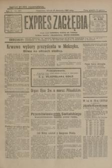 Expres Zagłębia : jedyny organ demokratyczny niezależny woj. kieleckiego. R.4, nr 303 (19 listopada 1929)