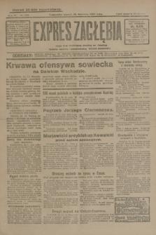 Expres Zagłębia : jedyny organ demokratyczny niezależny woj. kieleckiego. R.4, nr 310 (26 listopada 1929)