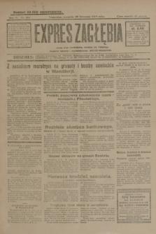 Expres Zagłębia : jedyny organ demokratyczny niezależny woj. kieleckiego. R.4, nr 312 (28 listopada 1929)