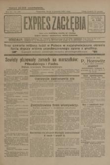 Expres Zagłębia : jedyny organ demokratyczny niezależny woj. kieleckiego. R.4, nr 318 (4 grudnia 1929)