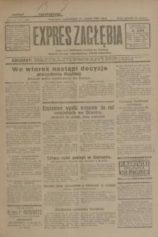 Expres Zagłębia : jedyny organ demokratyczny niezależny woj. kieleckiego. R.4, nr 330 (16 grudnia 1929)