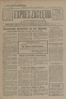 Expres Zagłębia : jedyny organ demokratyczny niezależny woj. kieleckiego. R.4, nr 333 (19 grudnia 1929)