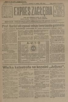 Expres Zagłębia : jedyny organ demokratyczny niezależny woj. kieleckiego. R.4, nr 336 (22 grudnia 1929)