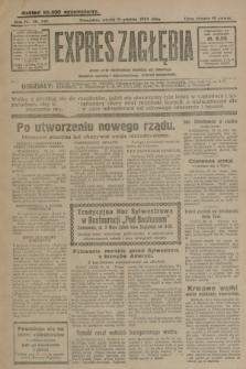 Expres Zagłębia : jedyny organ demokratyczny niezależny woj. kieleckiego. R.4, nr 342 (31 grudnia 1929)