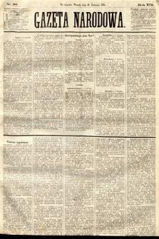Gazeta Narodowa. 1874, nr90
