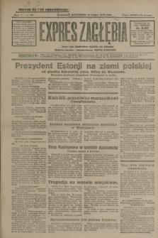Expres Zagłębia : jedyny organ demokratyczny niezależny woj. kieleckiego. R.5, nr 39 (10 lutego 1930)