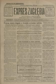 Expres Zagłębia : jedyny organ demokratyczny niezależny woj. kieleckiego. R.5, nr 41 (12 lutego 1930)