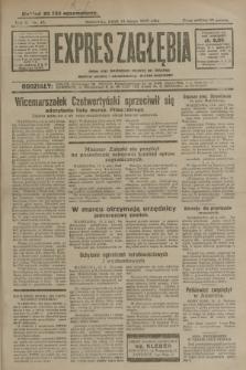 Expres Zagłębia : jedyny organ demokratyczny niezależny woj. kieleckiego. R.5, nr 43 (14 lutego 1930)