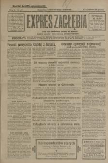 Expres Zagłębia : jedyny organ demokratyczny niezależny woj. kieleckiego. R.5, nr 47 (18 lutego 1930)