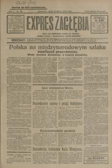 Expres Zagłębia : jedyny organ demokratyczny niezależny woj. kieleckiego. R.5, nr 48 (19 lutego 1930)