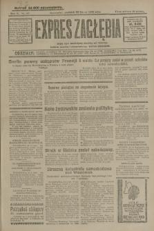 Expres Zagłębia : jedyny organ demokratyczny niezależny woj. kieleckiego. R.5, nr 49 (20 lutego 1930)