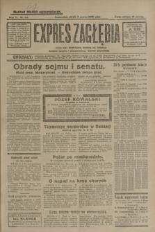 Expres Zagłębia : jedyny organ demokratyczny niezależny woj. kieleckiego. R.5, nr 64 (7 marca 1930)