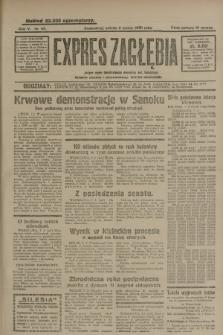 Expres Zagłębia : jedyny organ demokratyczny niezależny woj. kieleckiego. R.5, nr 65 (8 marca 1930)
