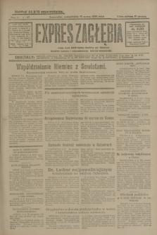 Expres Zagłębia : jedyny organ demokratyczny niezależny woj. kieleckiego. R.5, nr 67 (10 marca 1930)