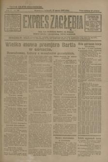 Expres Zagłębia : jedyny organ demokratyczny niezależny woj. kieleckiego. R.5, nr 70 (13 marca 1930)