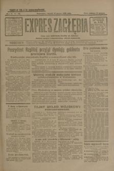 Expres Zagłębia : jedyny organ demokratyczny niezależny woj. kieleckiego. R.5, nr 75 (18 marca 1930)