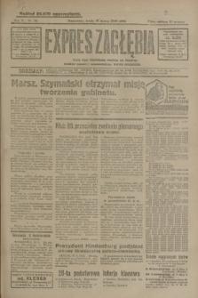 Expres Zagłębia : jedyny organ demokratyczny niezależny woj. kieleckiego. R.5, nr 76 (19 marca 1930)