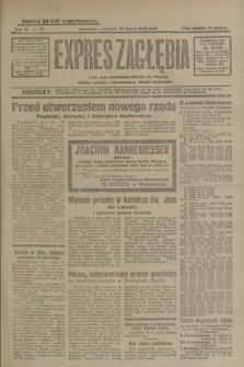 Expres Zagłębia : jedyny organ demokratyczny niezależny woj. kieleckiego. R.5, nr 77 (20 marca 1930)
